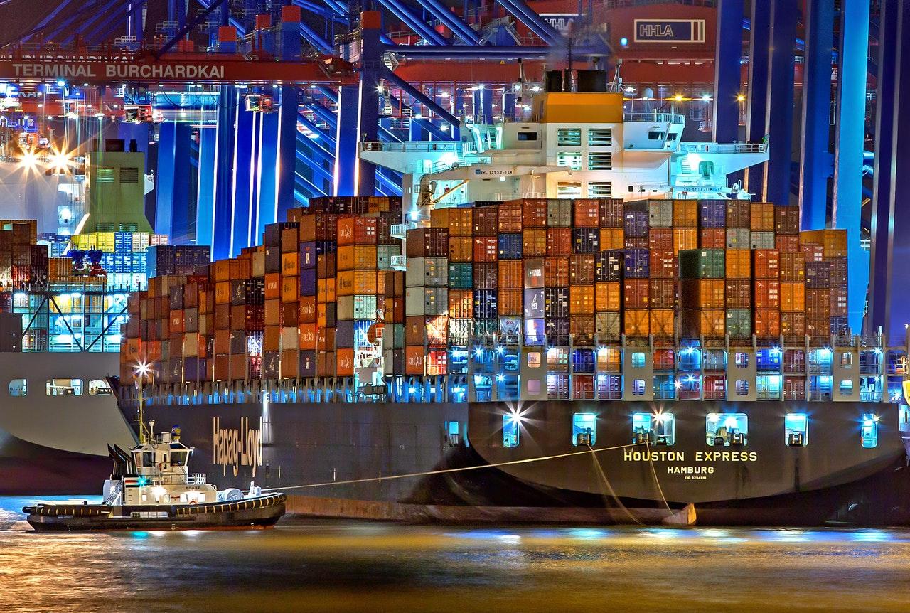 Hotel Interior Logistics Sea freight