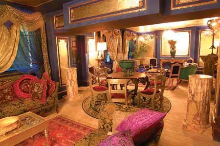 unusual rooms