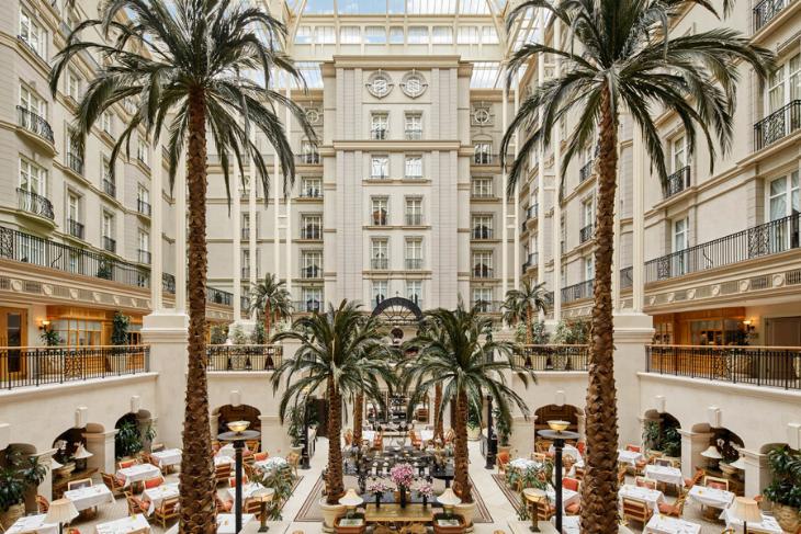 Case Study: Landmark Hotel Move