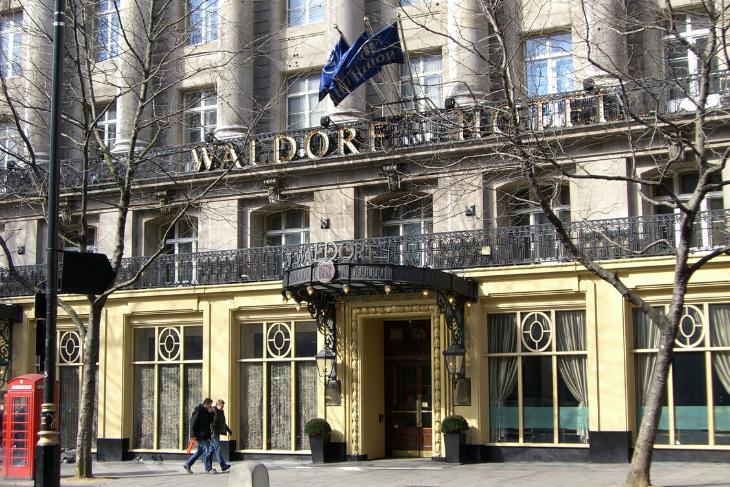 Case Study: Waldorf Hilton Hotel