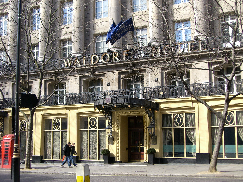 Waldorf Hilton FF&E OS&E services
